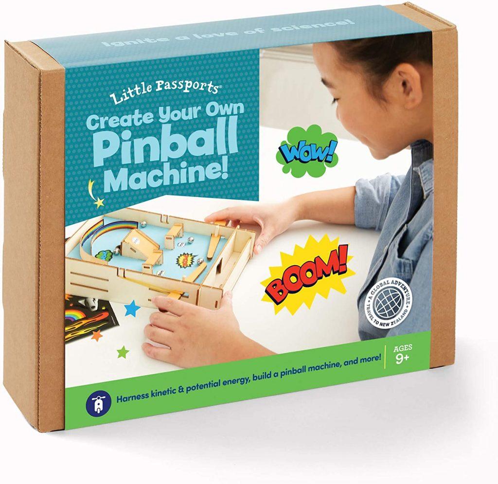 buy homemade pinball machine for kids