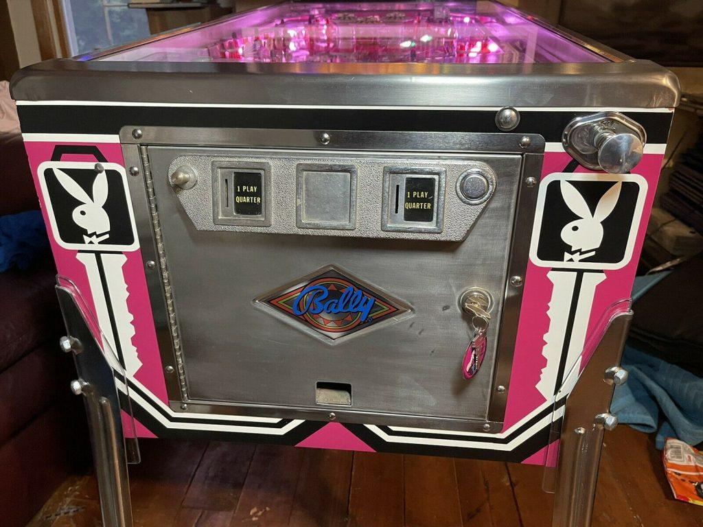 buy restored 1978 Playboy pinball machine